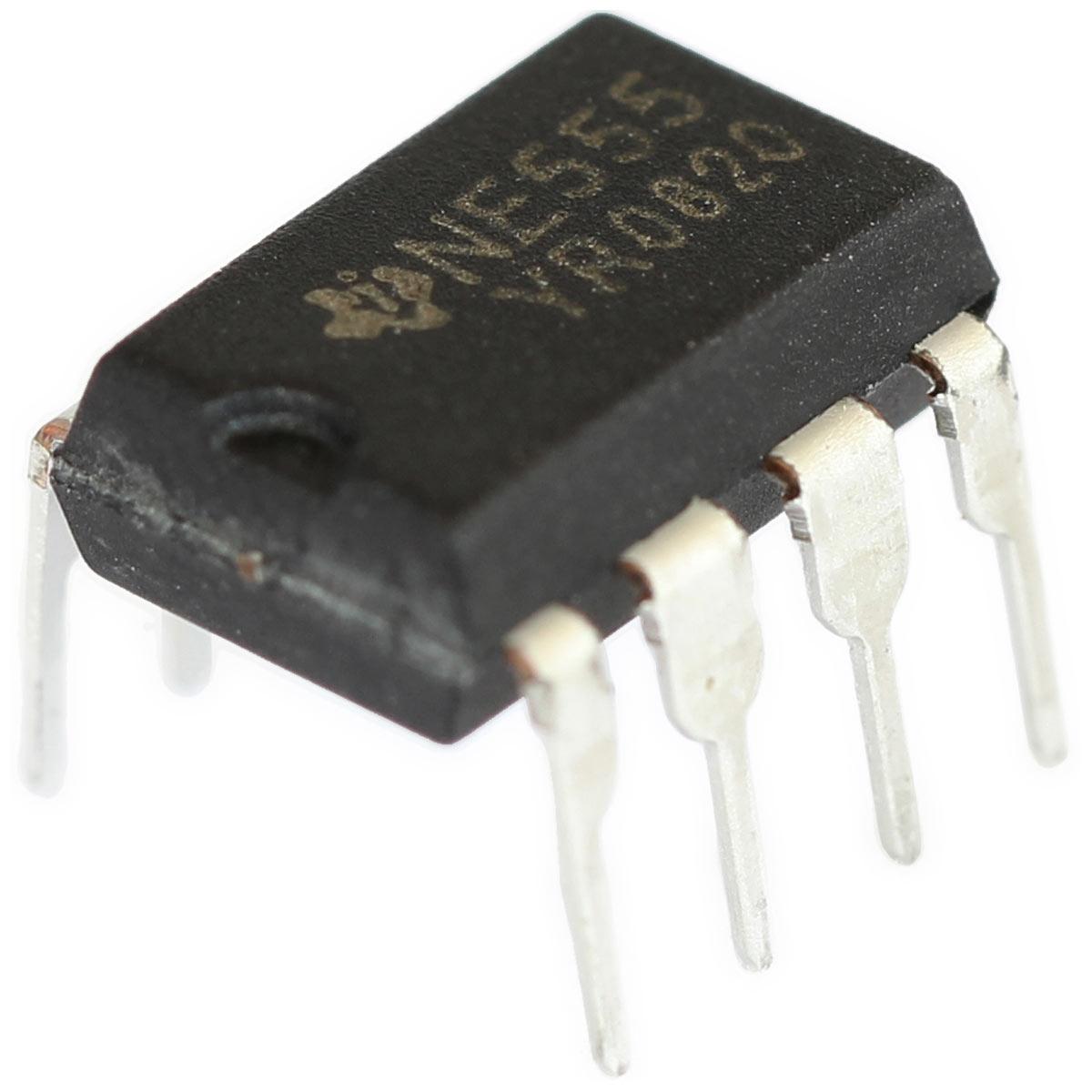 Ne555 General Purpose Single Bipolar Timer Protostack Lm741hc Operational Amplifier As An Astable Oscillator Circuit Output