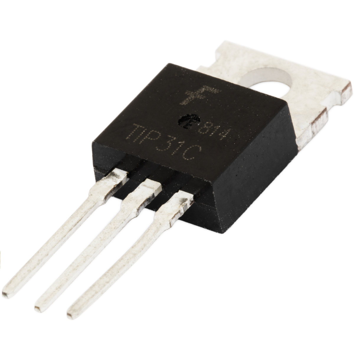 Tip31 Medium Power Linear Switching Npn Transistor Protostack Switch Circuit