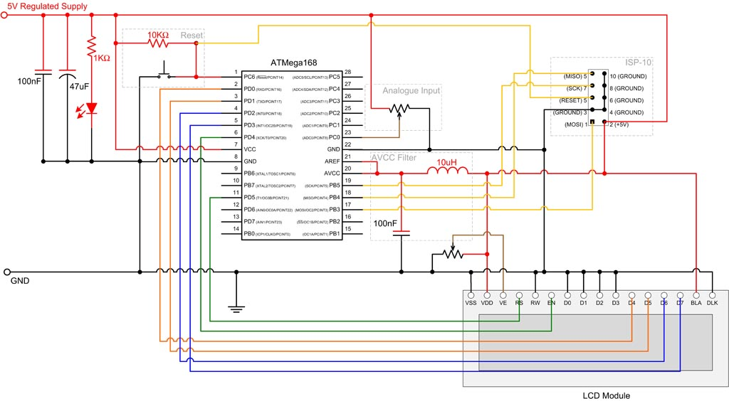 Great Convert Schematic To Breadboard Photos - Electrical Circuit ...