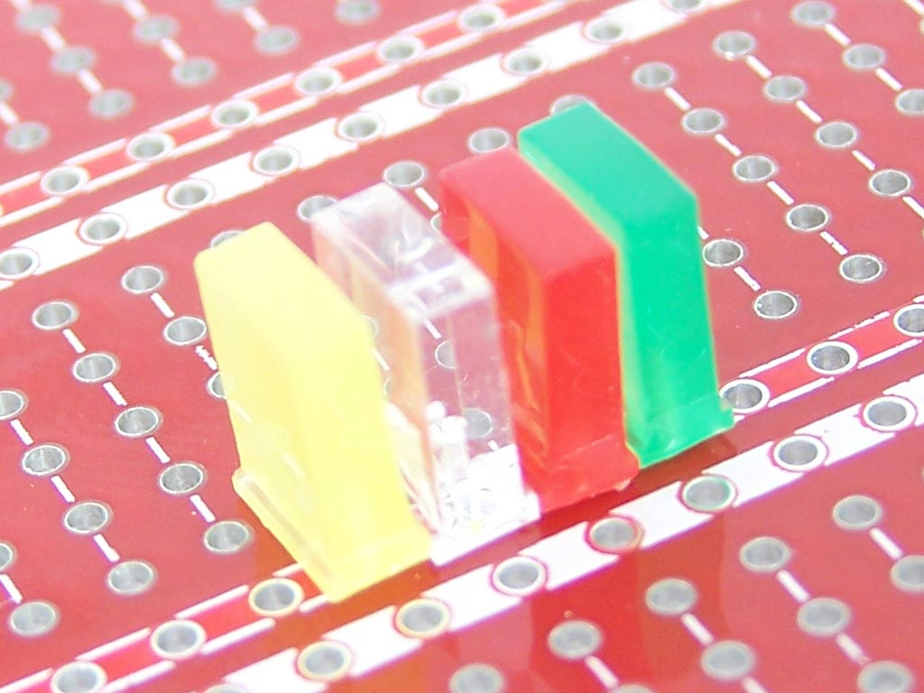 Rectangular LEDs
