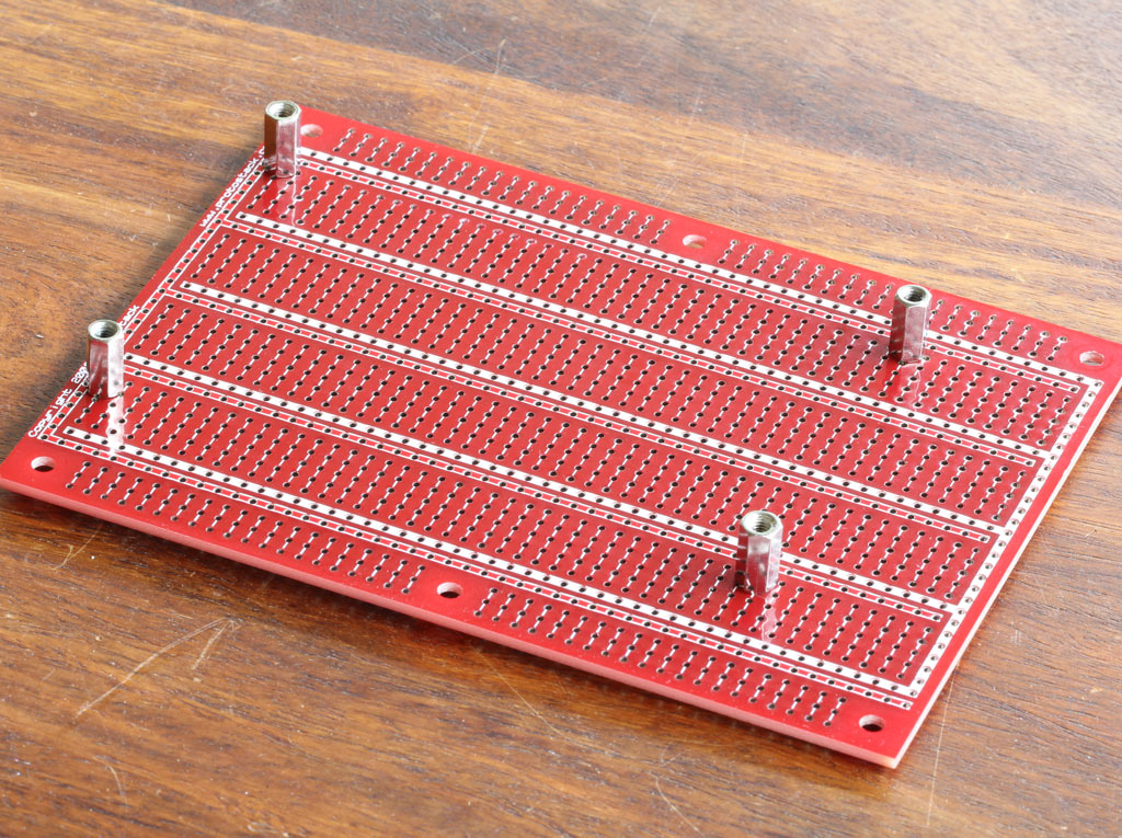 Mounting Hex PCB Spacers